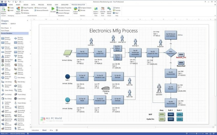 Microsoft-Visio-Professional-2016-16.0