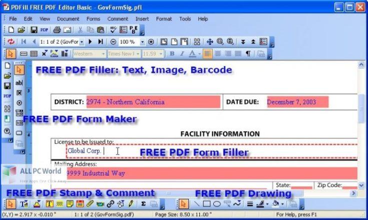 PDFill-PDF-Editor-Pro-15-Free-Download