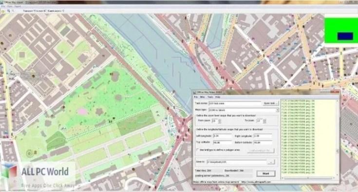 AllMapSoft-Offline-Map-Maker-8-Free-Download