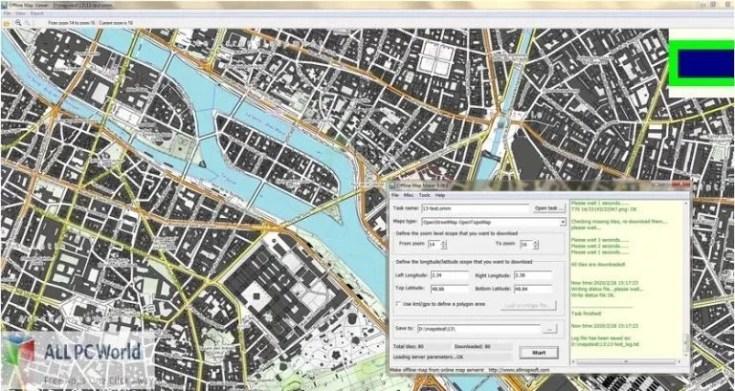 AllMapSoft-Offline-Map-Maker-for-Free-Download