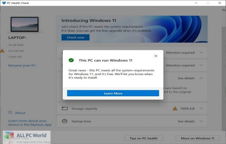 Windows-PC-Health-Check-for-Free-Download