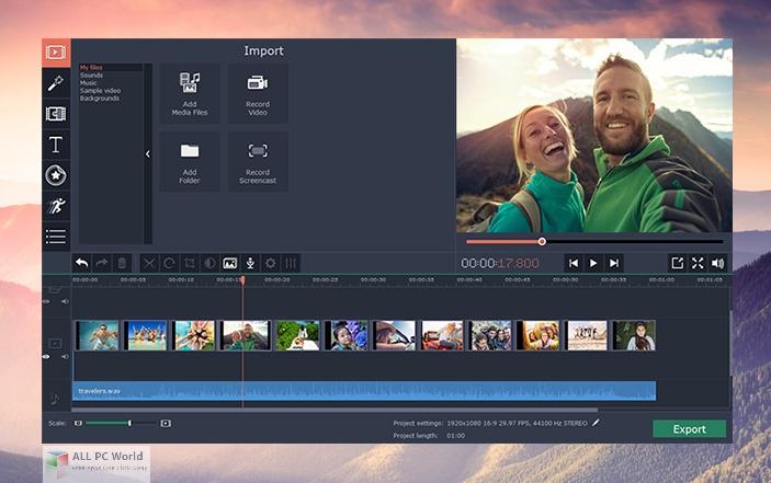 Movavi Video Editor Plus 22 Direct Download Link