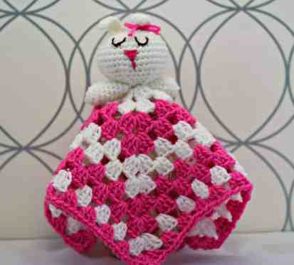 Crochet Bunny Lovie