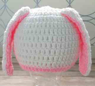 Photo of Crochet Bunny Hat