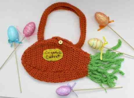 Crochet Carrot for Easter