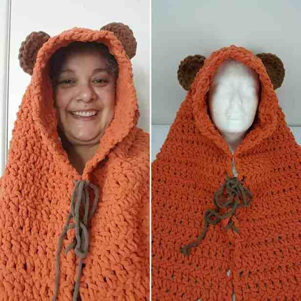 Crochet Fun Snood