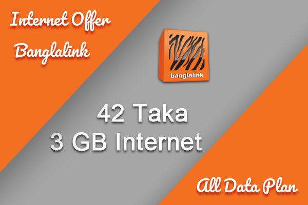 Banglaink Internet Offer