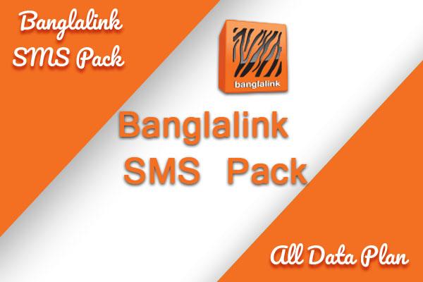 Bangalalink SMS Pack
