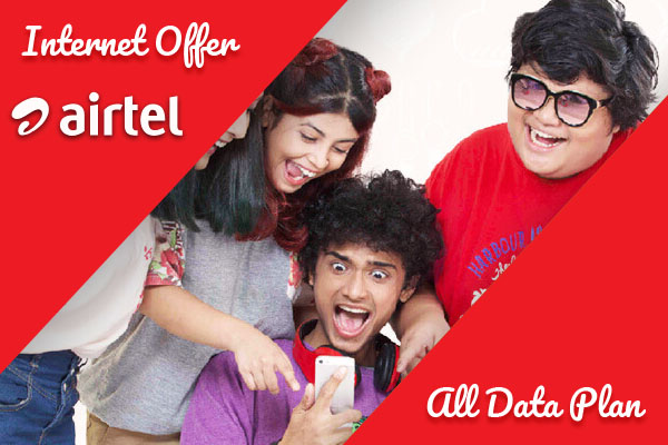 Airtel 7 GB Offer