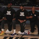 NBA kneels during opening game to protest racism