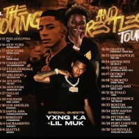 Yxng K.A. and Lil Muk Turn Up On Tour