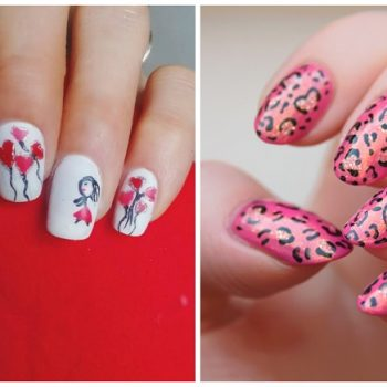 Best Valentine S Day Nail Art To Share The Love