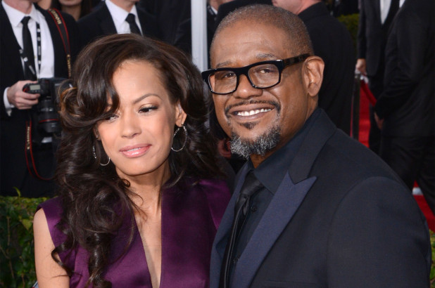 FOREST WHITAKER FILES FOR DIVORCE! BUT WHY?