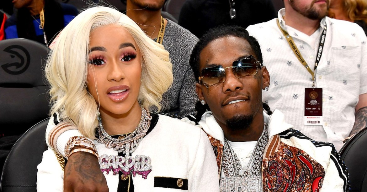 CARDI B IS USING THIS DIVORCE FOR PUBLICITY! It sure seems that way!