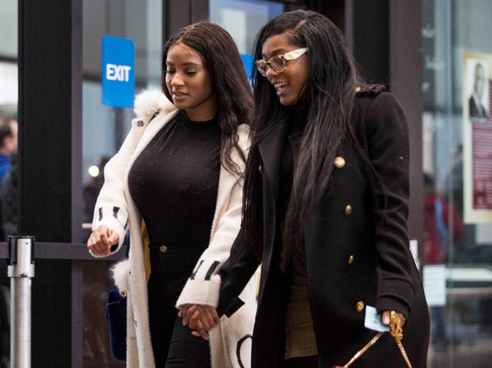 R. KELLY'S GIRLFRIENDS SAY THEIR PARENTS LIED ABOUT THEIR AGES