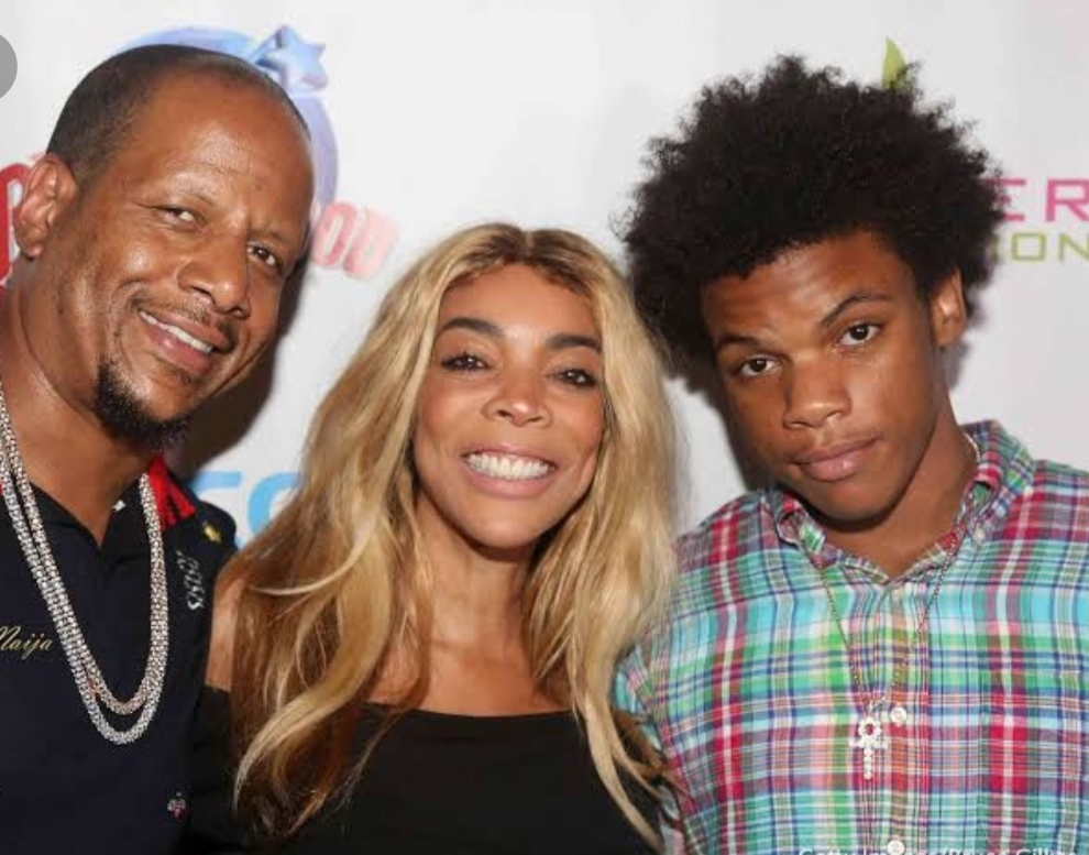 WENDY WILLIAMS SON ARRESTED AFTER PUNCHING HIS DADDY