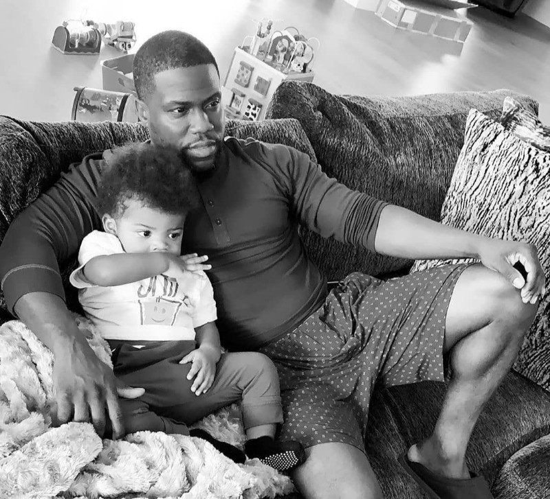"""KEVIN HART IS BACK AT HOME AND """"SHOCKED"""" HE SURVIVED"""