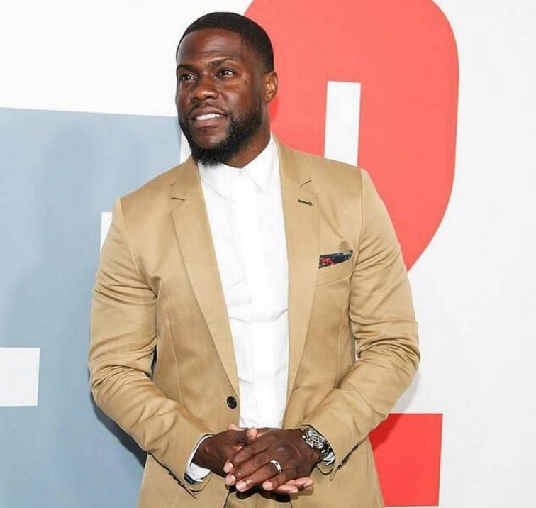 KEVIN HART STILL BEING TREATED AFTER CRASH