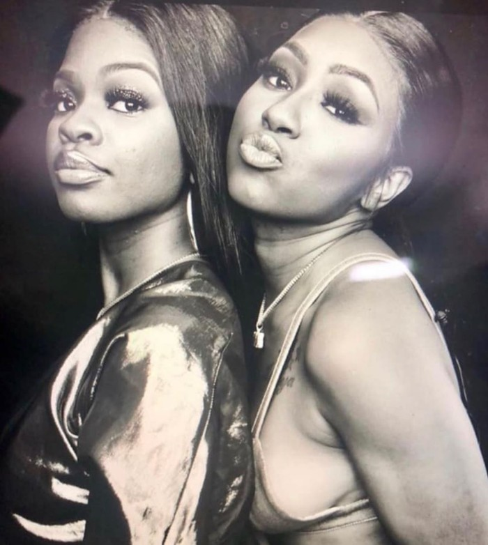 CITY GIRLS' JT IS BACK ON THE STREET
