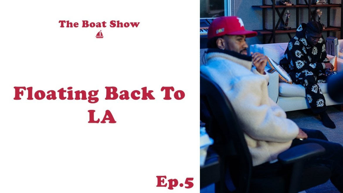 """LIL YACHTY'S """"THE BOAT SHOW"""" – EP. 5 WITH BIG SEAN"""