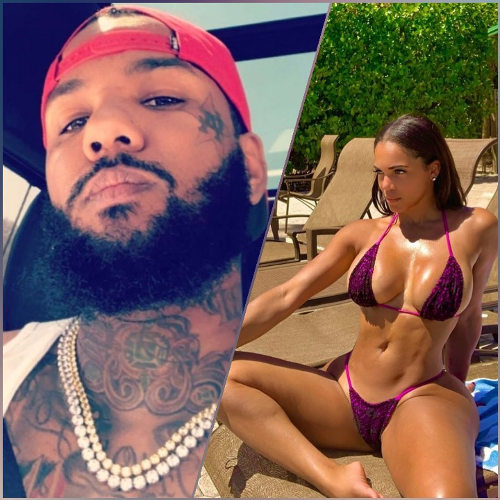 THE GAME'S RECORD LABEL SEIZED – NOW PROPERTY OF HIS SEXUAL ASSAULT ACCUSER