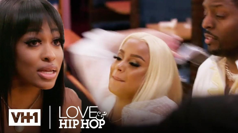 LOVE & HIP HOP – CHEYENNE & KIYOMI LEE GET IT POPPIN'