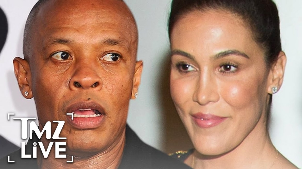 DR. DRE'S WIFE SAYS SHE OWNS HALF HIS NAME