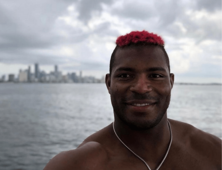 YASIEL PUIG ACCUSED OF FORCING WOMAN INTO BATHROOM AND ASSAULTING HER