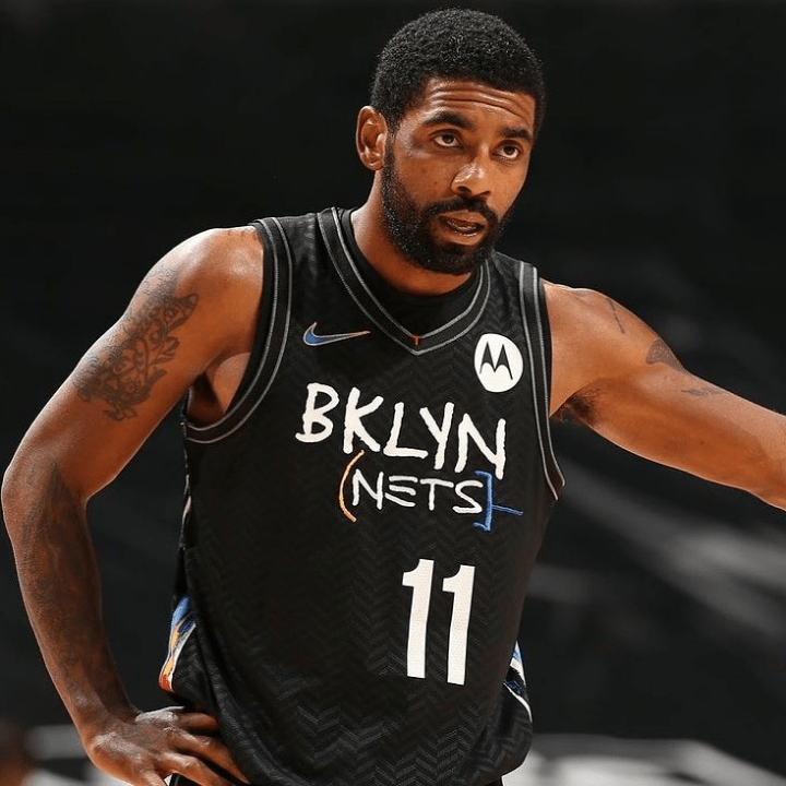 KYRIE IRVING LOSES ALMOST $1 MILLION FOR GOING MASKLESS