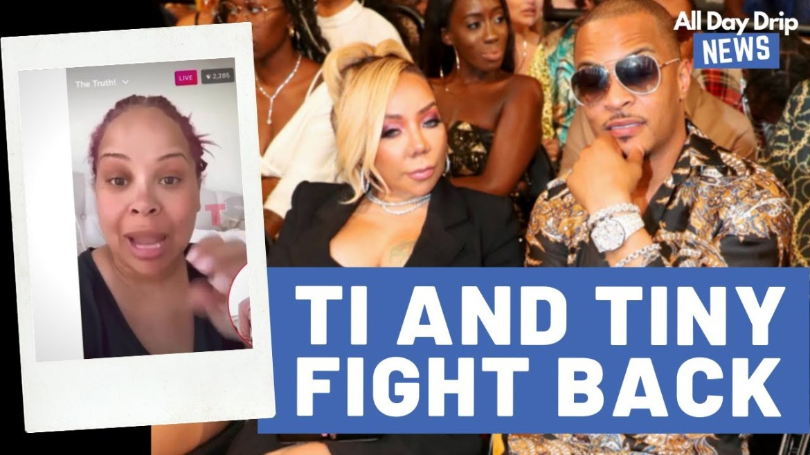 TI AND TINY RESPOND TO ASSAULT ALLEGATIONS