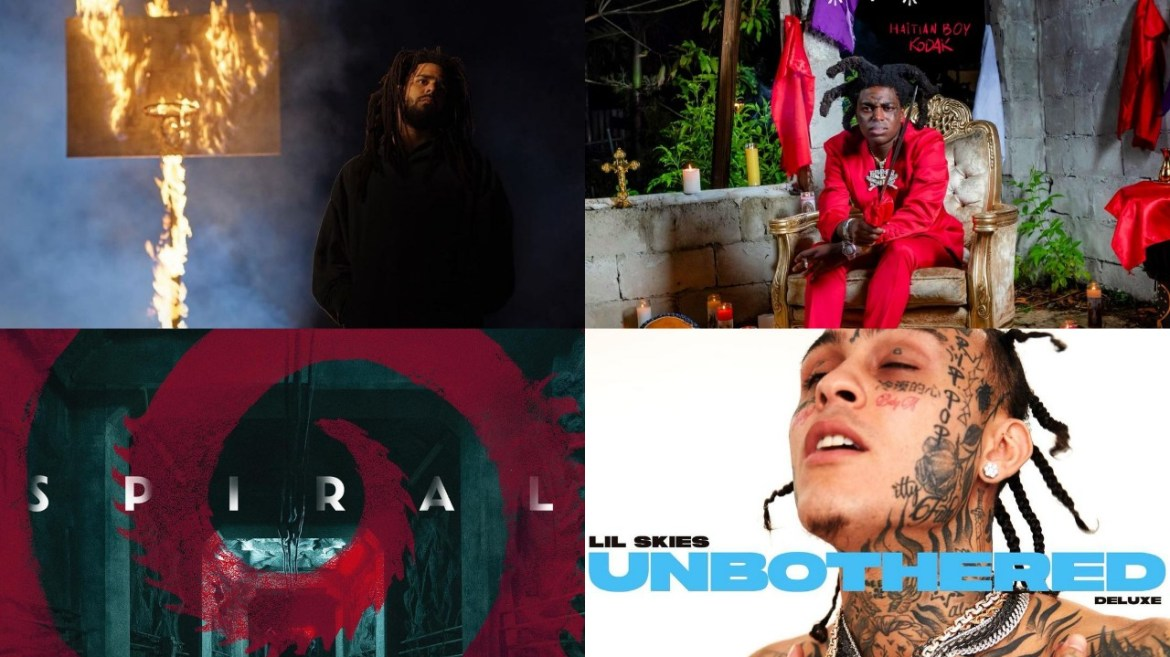 NEW MUSIC ALERT! FRESH NEW ALBUMS RELEASED TODAY…