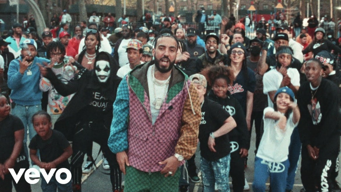 """NEW MUSIC ALERT! """"FWMGAB"""" BY FRENCH MONTANA"""