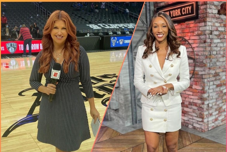 "ESPN'S RACHEL NICHOLS RANTS AGAINST MARIA TAYLOR AND ""DIVERSITY"""