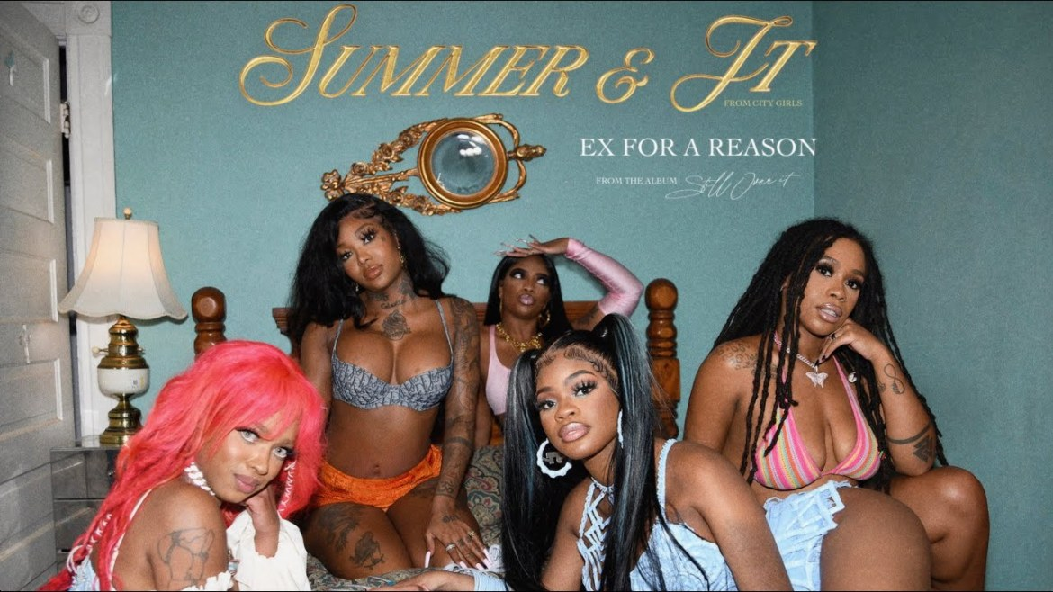 """""""EX FOR A REASON"""" BY SUMMER WALKER FT. CITY GIRLS' JT – ALL DAY DRIP: R&B CRUSH PLAYLIST"""