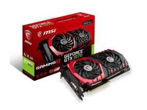 MSI Gaming GeForce GTX 1070 8GB
