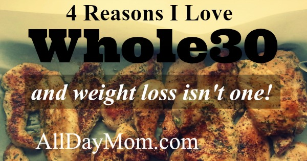 Whole30 is hard! Here's why I do it! Carissa Houston at All