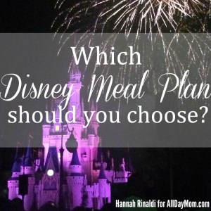 Which Disney Dining Plan Should You Choose? Disney Vacation Budget Tips!