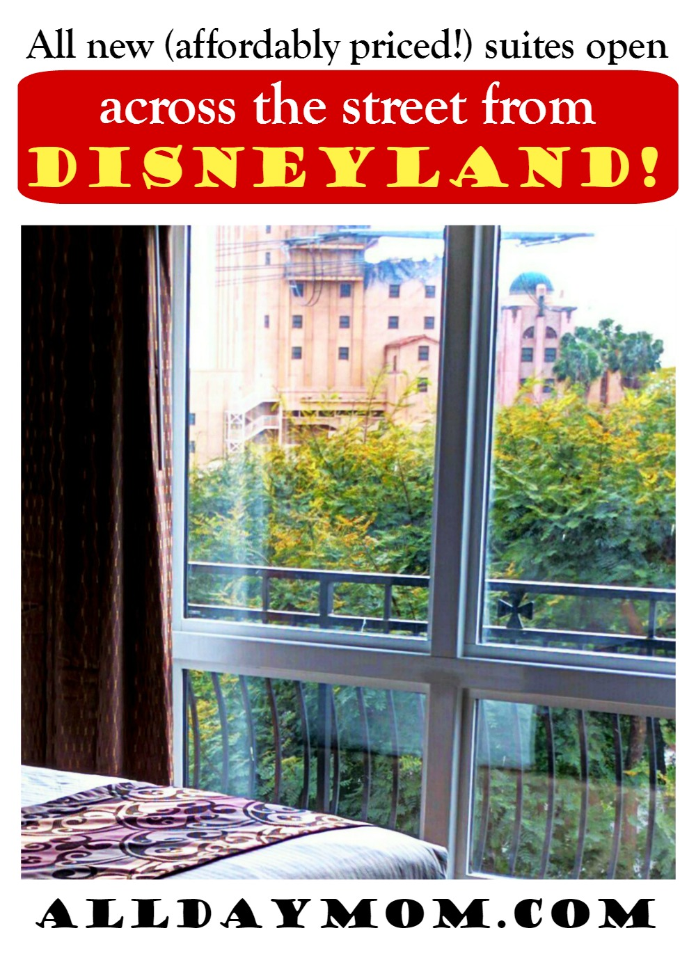 New affordably priced suites open across the street from Disneyland! Get an inside look at the new suites at Grand Legacy At The Park! Disneyland vacation - family travel