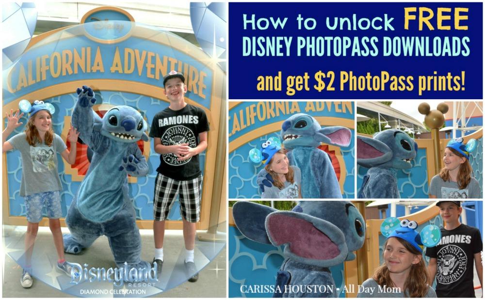 Disneyland Freebies How To Unlock Free Disney Photopass Downloads All Day Mom