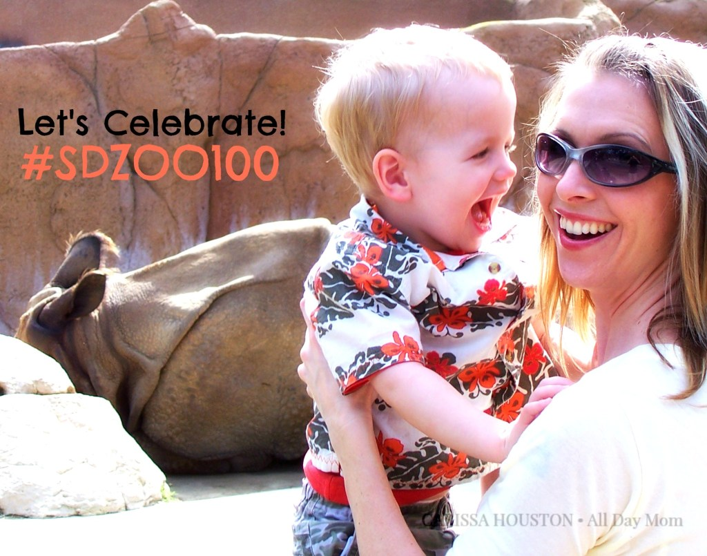 Celebrate the San Diego Zoo Centennial! 100 Years at the San Diego Zoo! Summer events, 100 Animals, San Diego Zoo birthday! Things to do with kids in San DIego