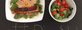 10 minute dinner hacks for busy families! #dinnersolved Meal prepping with Gobble Box - Cook with your kids, ready in 10 minutes! $50 off your first order!