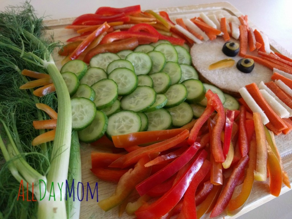 halloween owl veggie tray harry potter halloween birthday party on a 50 budget party