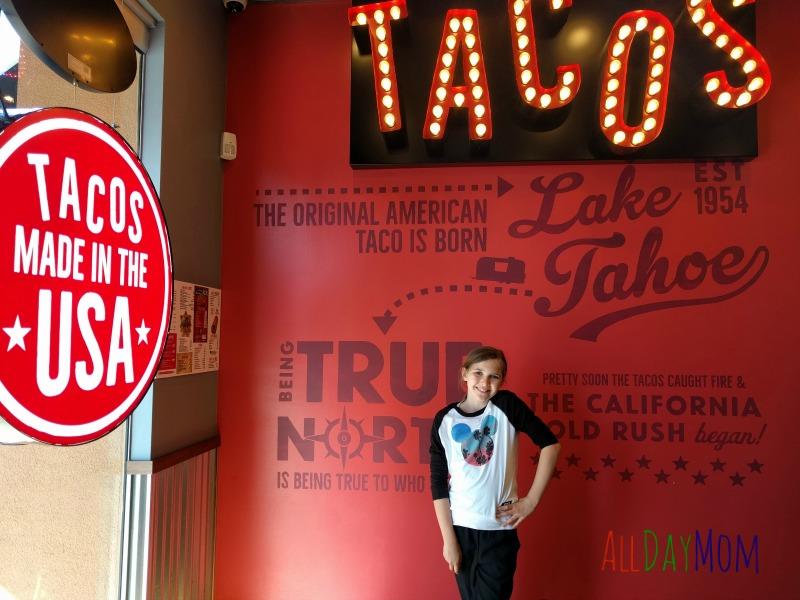 Cheap restaurant near Disneyland Jimboy's Tacos Anaheim review