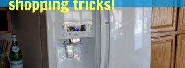 I saved an extra $300 on my fridge! How to get a better discount on appliances at Sears - online shopping tricks and tips! Save money!
