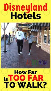 Is that hotel REALLY within walking distance to Disneyland? How far is too far to walk to Disneyland? Read All Day Mom's Ramada Plaza Anaheim review - Disneyland Hotel within Walking Distance? Disneyland tips: Is Ramada Plaza Anaheim CLOSE? CLEAN? CHEAP?