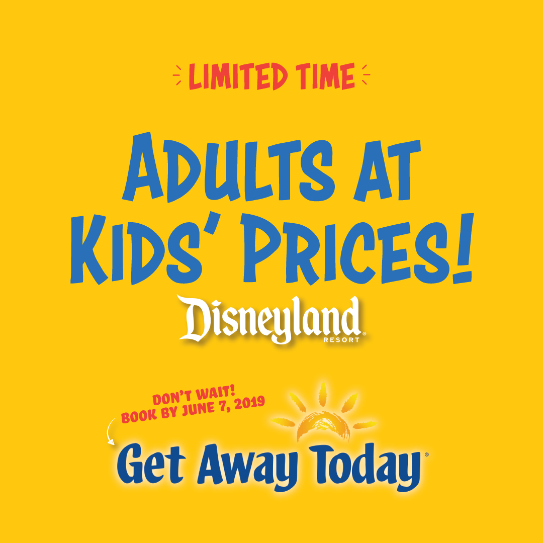 Get Away Today Promo Code June 2019 ALLDAYMOM and Adults