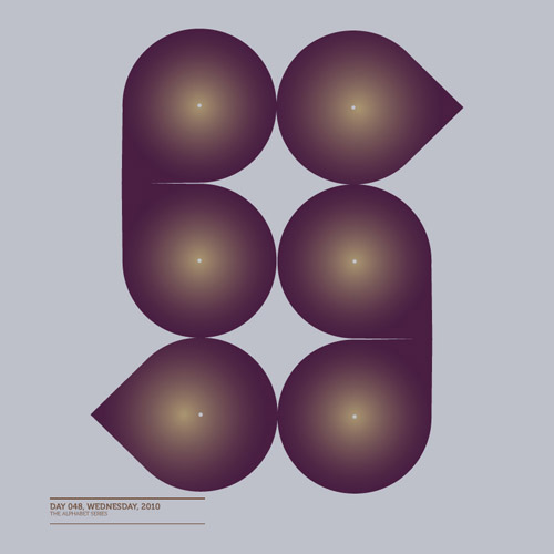 Алфавитографика. Геометрическая латиница от Drew Europeo