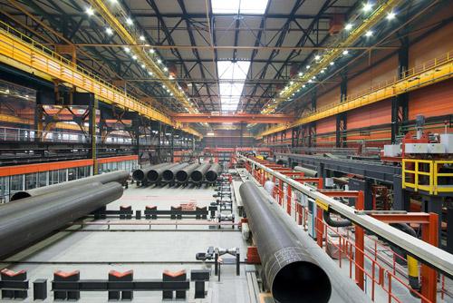 Образцовый цех «Высота 239» челябинского трубопрокатного завода. Фотоэкскурсия