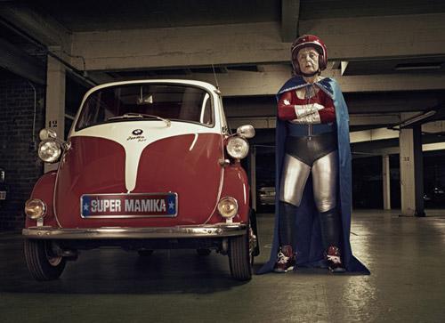 Super Mamika! Приключения эксцентричной бабули Фредерики Голдберг