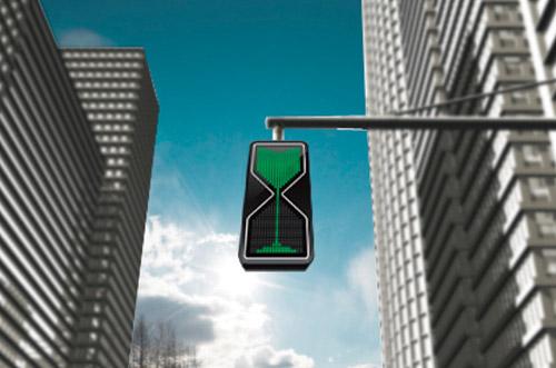 Концепты умных светофоров